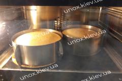 Unox-выпечка-бисквитов