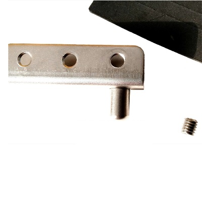 Петля-фиксатор стекла Unox KCR1103A