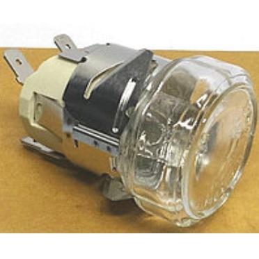 Плафон, цоколь, лампа галоген Unox KVE1480A в комплекте