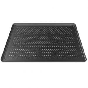 Противень Unox TG 430 с тефлоновым покрытием FORO.BLACK — 600×400