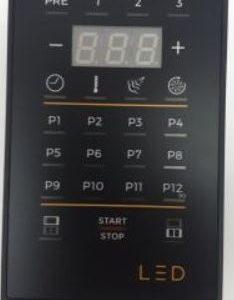 Плата управления РЕ2107А для печей Unox XEFT серия Shop.Pro