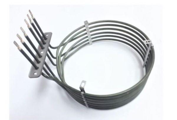 ТЭН KRS1286A 4,9 кВт для печи Unox серии Shop.Pro XEFT